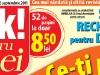 Click! pentru femei se vinde impreuna cu un Set de rechizite pentru desen la pretul de 8,50 lei ~~ 23 Septembrie 2011