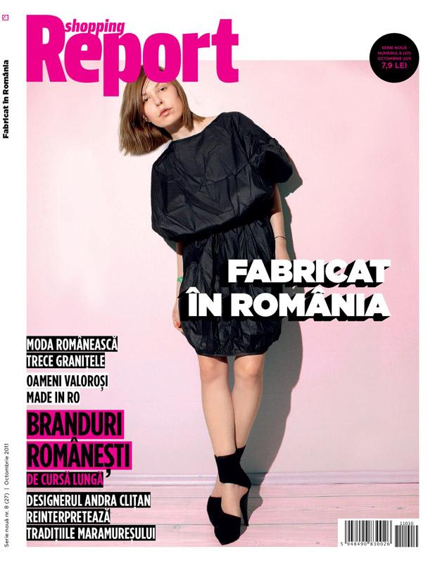 Shopping Report ~~ Fabricat in Romania ~~ Octombrie 2011