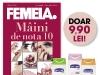 Promo FEMEIA. Maini de nota 10 ~~ 5 Octombrie - 5 Decembrie 2011