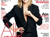Marie Claire Romania ~~ Cover girl: Jennifer Aniston ~~ Octombrie 2011