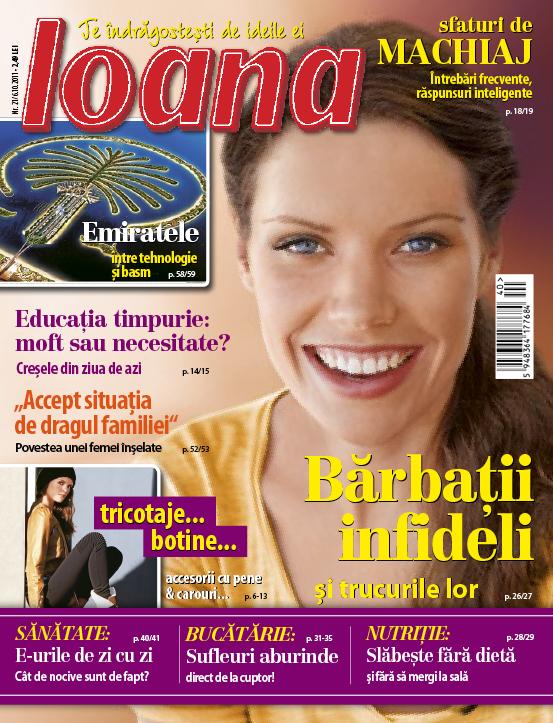 Ioana ~~ nr. 21 ~~ 6 Octombrie 2011