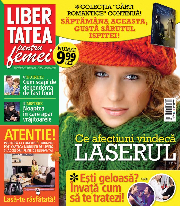 Libertatea pentru femei ~~ Cum scapi de dependenta de fastfood ~~ 31 Octombrie 2011