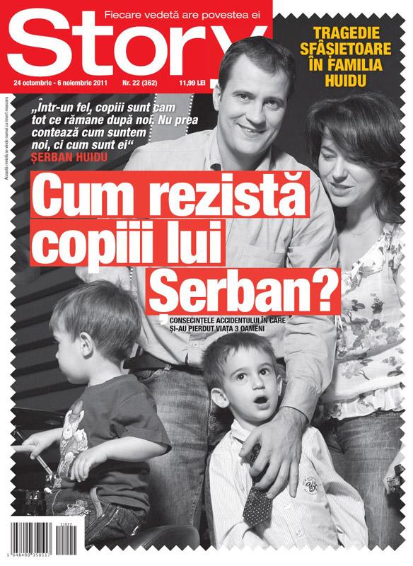 Story ~~ Coperta: Serban Huidu ~~ 24 Octombrie 2011