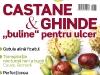 Sanatatea de azi ~~ Castane si ghinde, buline pentru ulcer ~~ Octombrie 2011
