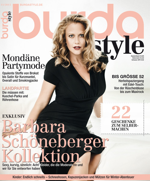 Burda Style ~~ Noiembrie 2011