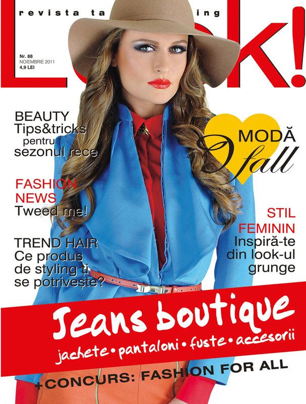 LOOK! Romania ~~ Noiembrie 2011
