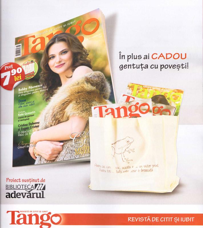 Promo Tango de Noiembrie, 2011