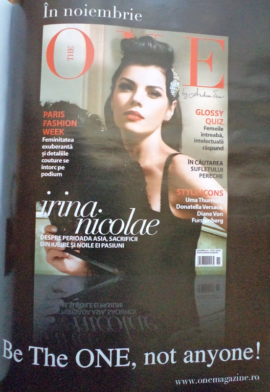 Promo The One editia Noiembrie 2011
