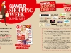 Glamour Shopping Week ~~ edtia a 2-a ~~ 31 oct - 06 nov 2011