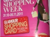 Promo GLAMOUR SHOPPING WEEK ~~ 31 oct - 6 nov 2011
