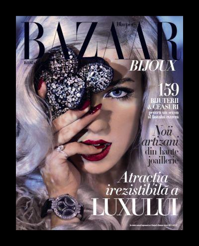 Suplimentul Harper\'s Bazaar Bijoux ~~ Iarna 2011