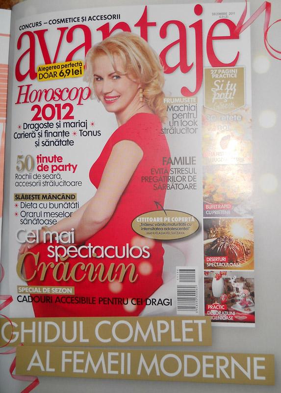 Avantaje Romania ~~ Decembrie 2011