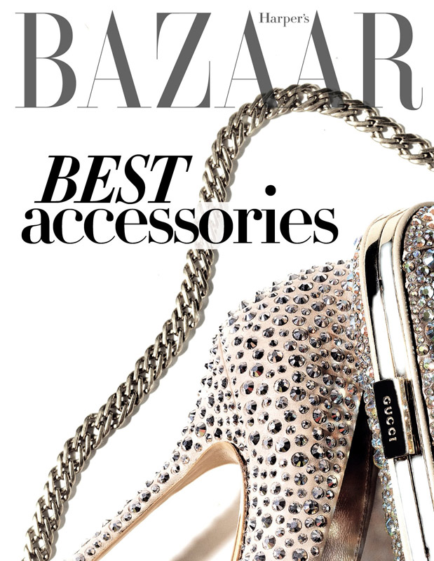 Harper\'s Bazaar ~~ Best Accesories ~~ Iarna 2011