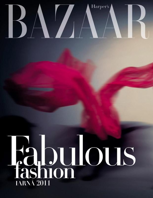 Harper\'s Bazaar Romania ~~ Iarna 2011