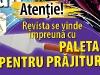 Paleta pentru prajituri ~~ impreuna cu Click! pentru femei ~~ 16 Decembrie 2011 ~~ Pret: 5,50 lei