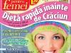 Click! pentru femei ~~ Dieta rapida inainte de Craciun ~~ 2 Decembrie 2011