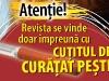 Detaliu pentru cutitul de curatat pestele ~~ impreuna cu <u>Click pentru femei</u> din 9 Decembrie 2011 ~~ Pret: 5,50 lei