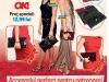 Promo PLICURI LACUITE DE SEARA, NEGRE SAU VISINII, impreuna cu OK! Magazine Romania ~~ 16 Decembrie 2011