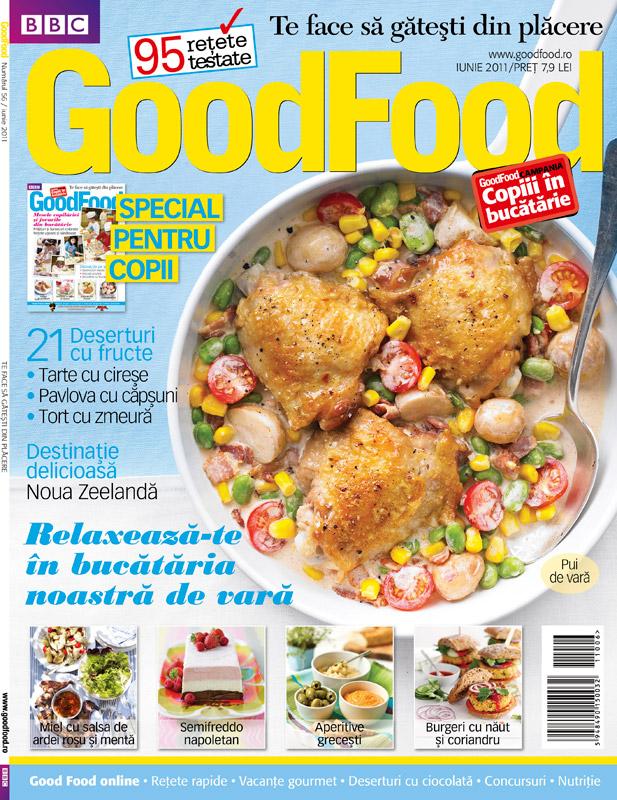 Good Food Romania ~~ Special pentru copii ~~ Iunie 2011