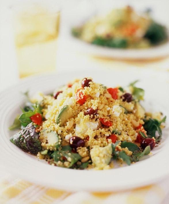 Pui la wok si cuscus cu legume ~~ Cina preparata in cadrul evenimentului La masa cu Good Food ~~ 10 Iulie 2011 ~~ AFI Palace Cotroceni, Bucuresti