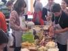 Campania COPIII IN BUCATARIE desfasurata in scoala Mark Twain ~~ initiativa a Good Food Romania ~~ 2011