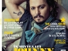 GQ Romania ~~ The cool Issue ~~ Cover man: Johnny Depp ~~ Aprilie-Iunie 2011