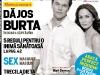 Men's Health Romania ~~ Coperta: Matt Damon si Emily Blunt ~~ Aprilie 2011