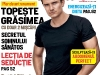 Men's Health Romania ~~ Cover man: Orlando Bloom ~~  Noiembrie 2011