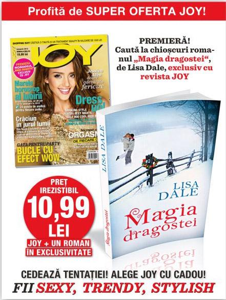 Promo JOY, editia Ianuarie 2012