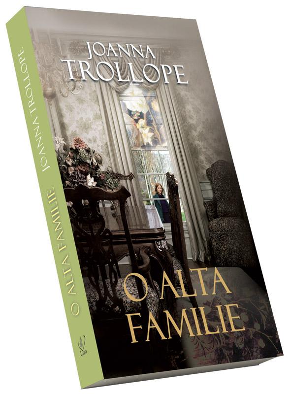 Romanul O ALTA FAMILIE, de Joanna Trollope ~~ impreuna cu Libertatea pentru femei din 9 Ianuarie 2012 ~~ Pret: 10 lei
