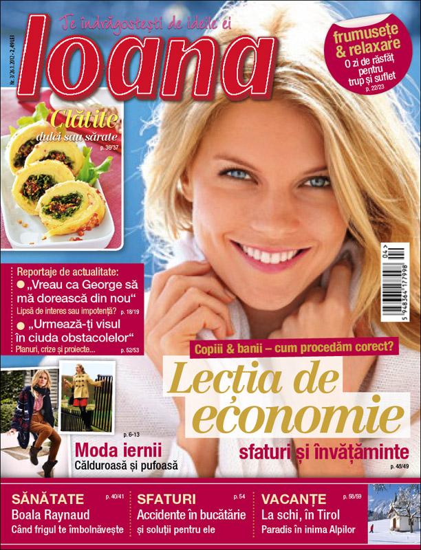 Ioana ~~ Lectia de economie ~~ 26 Ianuarie 2012 (nr. 3)