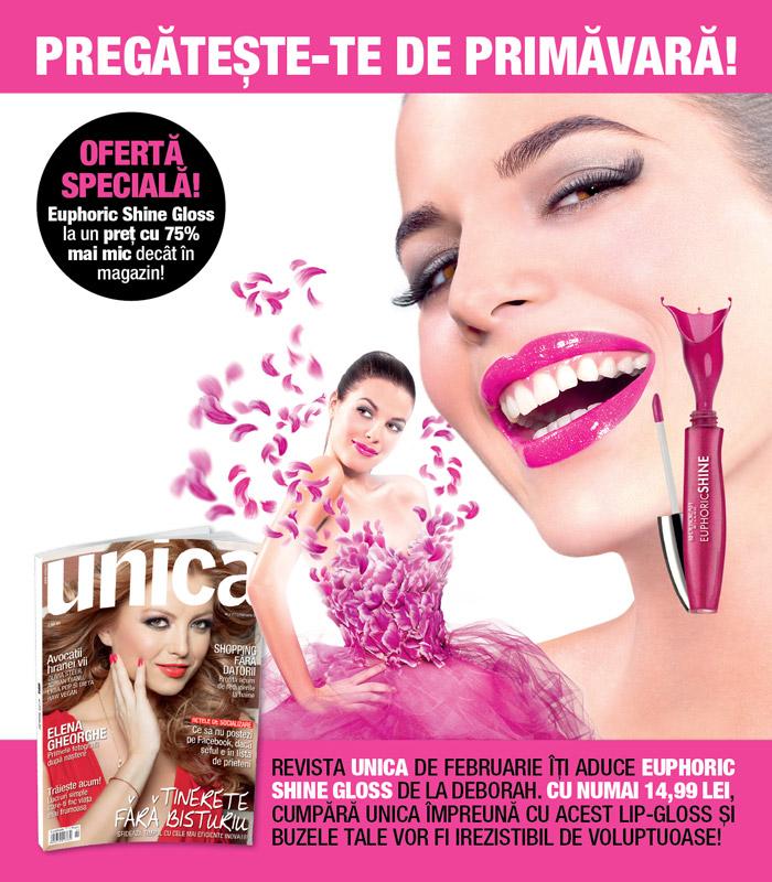 Promo Unica, editia Februarie 2012