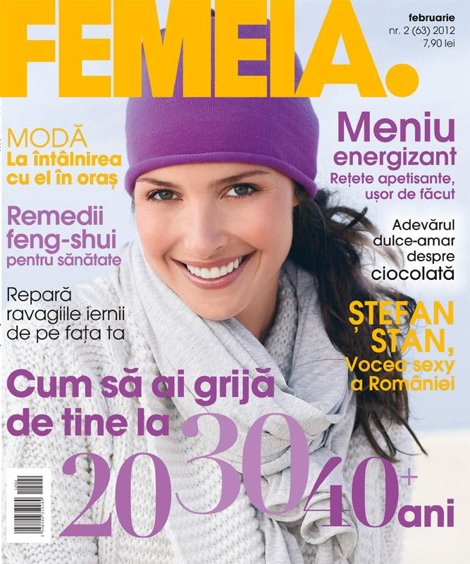 FEMEIA. ~~ Februarie 2012