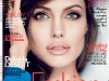 Marie Claire Romania ~~ Cover girl: Angelina Joile ~~ Februarie 2012