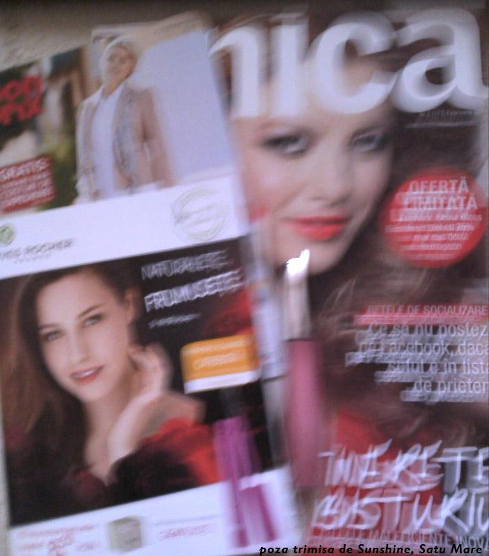 Unica ~~ cadou si inserturi ~~ Februarie 2012