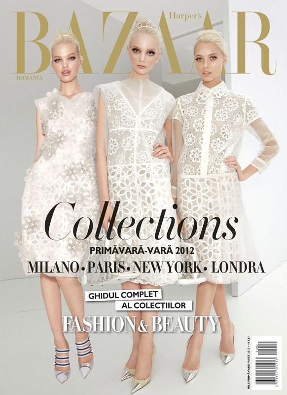 Harper´s Bazaar Collections Primavara - Vara 2012