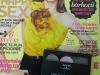 Cosmopolitan ~~ Cadou NYX si inserturi ~~ Martie 2012