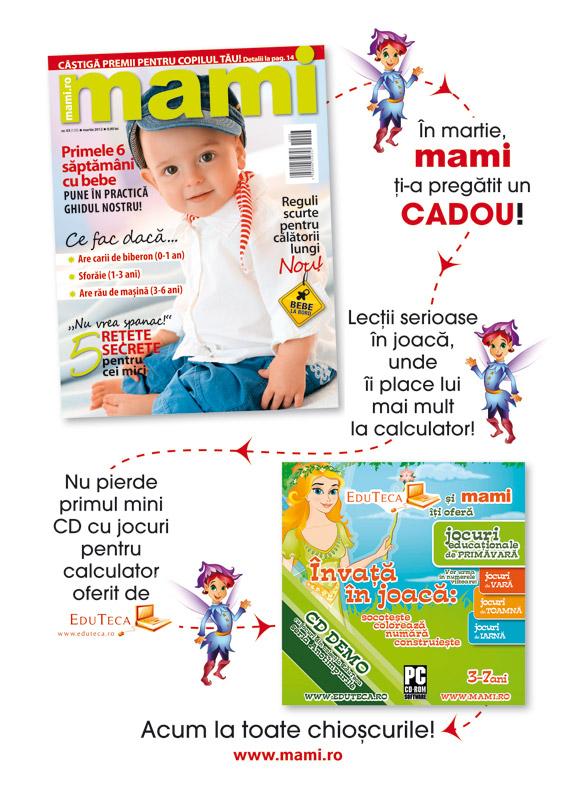 Promo Mami de Martie 2012