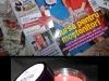 OK! Magazine + cadou Yves Rocher + voucher H&M ~~ 9 Martie 2012