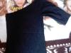 Beau Monde Style ~~ Top cu o maneca 3/4 ~~ Aprilie 2012