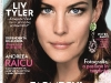 Marie Claire Romania ~~ Cover girl: Liv Tyler ~~ Aprilie 2012