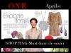 Promo The One editia Aprilie 2012