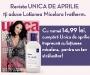 Promo Unica si lotiunea micelara Ivatherm ~~ Aprilie 2012 ~~ Pret: 15 lei