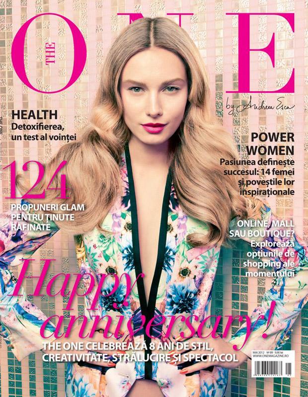 The One Magazine ~~ Mai 2012