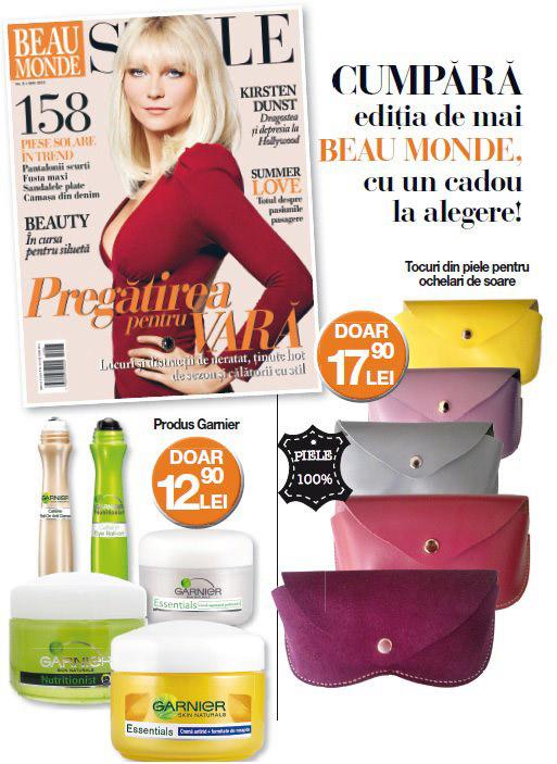 Promo Beau Monde Style si cadourile sale ~~ Mai 2012
