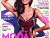 Marie Claire Romania ~~ Cover girl: Eva Mendes ~~ Mai 2012