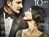 tabu ~~ Numar aniversar 10 ani~~ Coperta: Andreea Marin si Silviu Biris ~~ Mai 2012