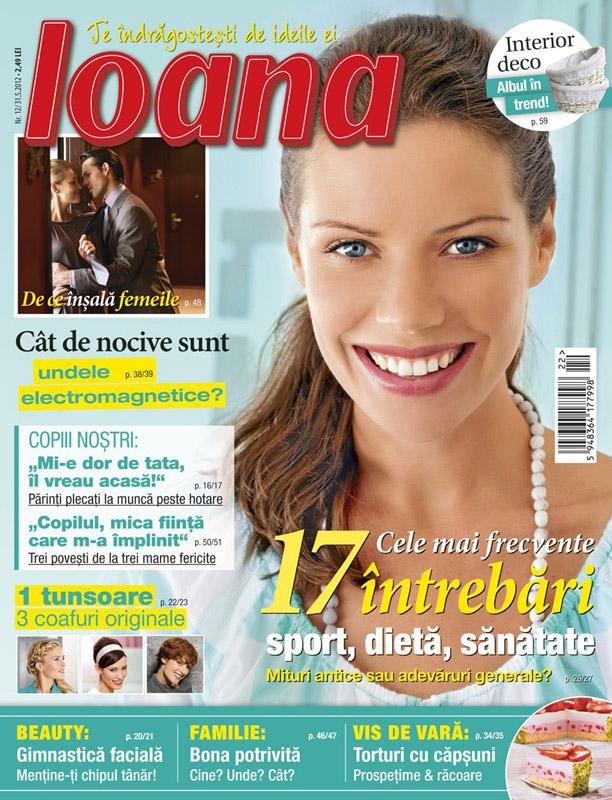 Ioana ~~ 31 Mai 2012 (nr. 12)