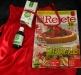 Sortul de bucatarie si siropul pentru imunitate Imunoplant ~~ cadoul revistei Libertatea pentru femei RETETE ~~ Nr. 4/2012 ~~ Pret: 8 lei