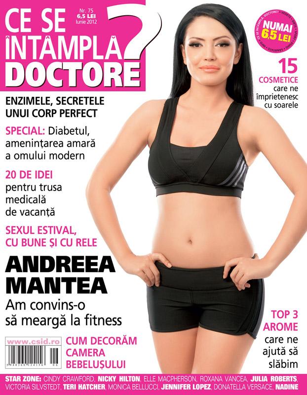 Ce se intampla, Doctore? ~~ Coperta: Andreea Mantea ~~ Iunie 2012